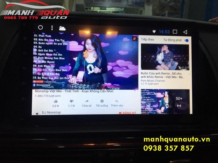 Màn Hình DVD (Đầu DVD) Android Cho Mazda Cx5 | 0965789779