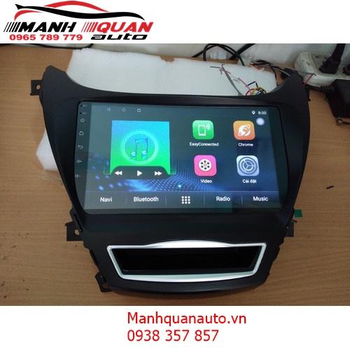 Màn Hình DVD Android 10 inch Cao Cấp Cắm Jack Zin Cho Elantra | 0965789779