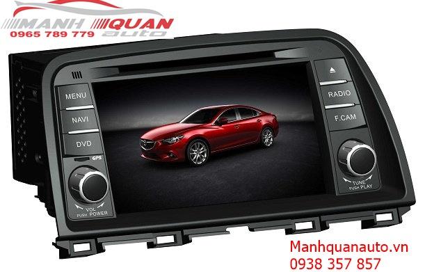 Màn Hình DVD Android 8.0 Cao Cấp Theo Xe Mazda 6 | 0965789779