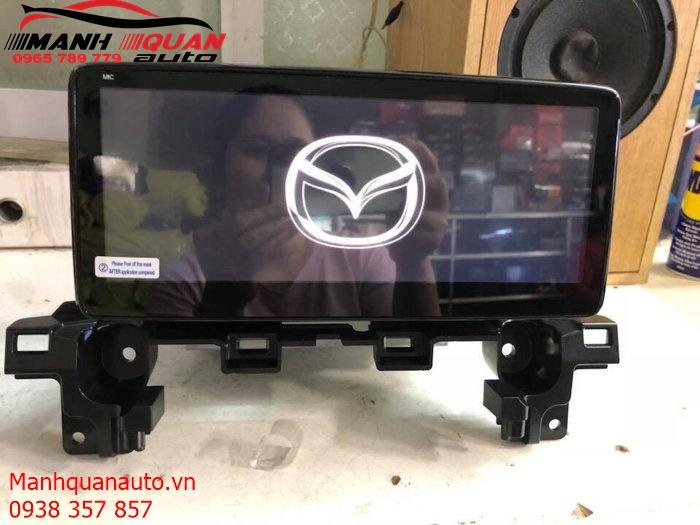 Màn Hình DVD Android Cao Cấp Cho Xe Mazda CX-5 2019 Mới Nhất