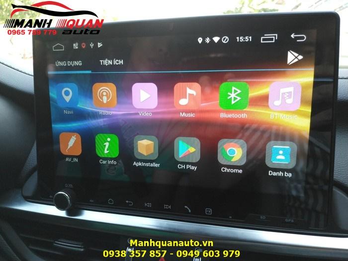 Màn Hình DVD Android Cao Cấp Theo Xe Kia Cerato 2019 | 0965789779