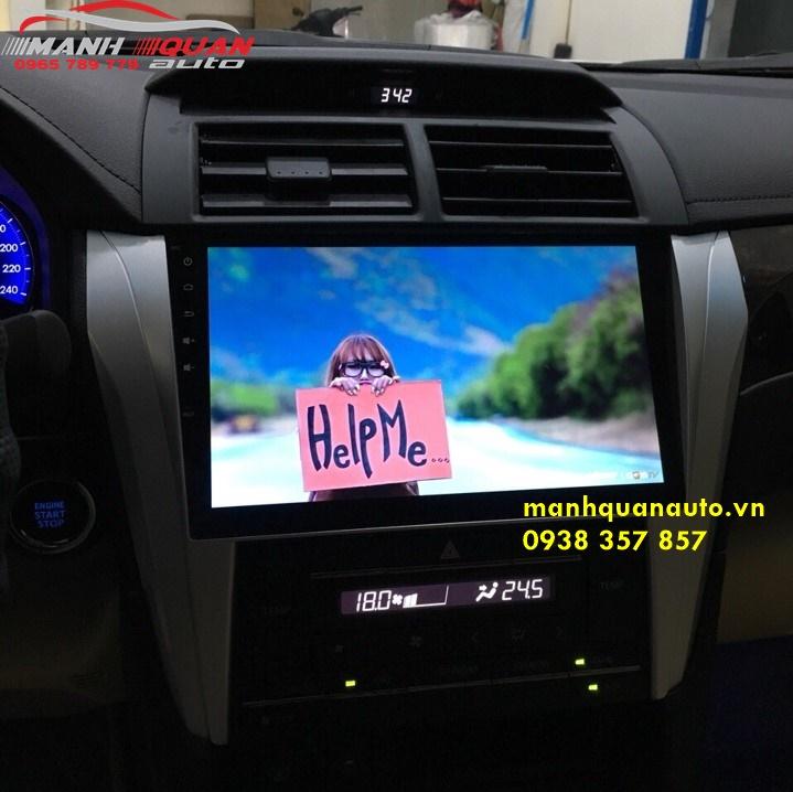 Màn Hình DVD Android Jack Zin Giá Rẻ theo xe Toyota Camry