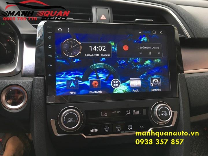 Màn Hình DVD Android Theo Xe Honda Civic 2018 | 0965789779