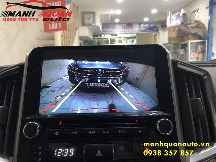 Màn Hình DVD Chính Hãng Giá Rẻ Cho Dòng Xe Ô Tô Toyota Land Cruise | 0965789779