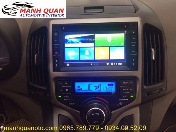 Màn Hình DVD Worca S90 Cho Hyundai i30