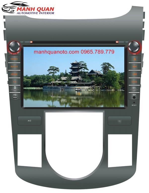 Màn Hình DVD Worca S90 Cho Kia Rondo