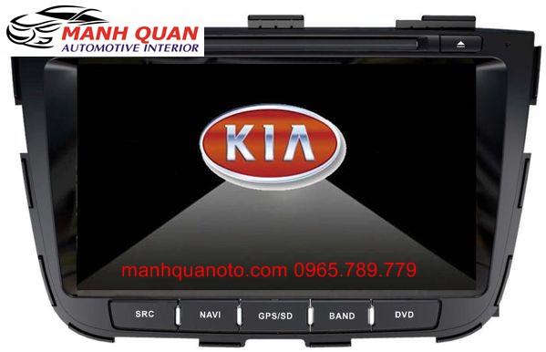 Màn Hình DVD Worca S90 Cho Kia Sorento
