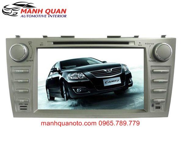 Màn Hình DVD Worca S90 Cho Toyota Camry