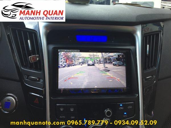 Màn Hình DVD Zin Theo Xe Hyundai Sonata | DVD Pioneer 8850BT Cao Cấp
