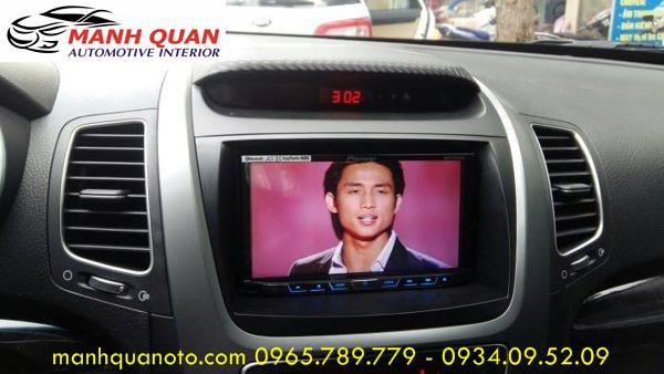 Màn Hình DVD Zin Theo Xe Kia Sorento | DVD Pioneer 8850BT Cao Cấp