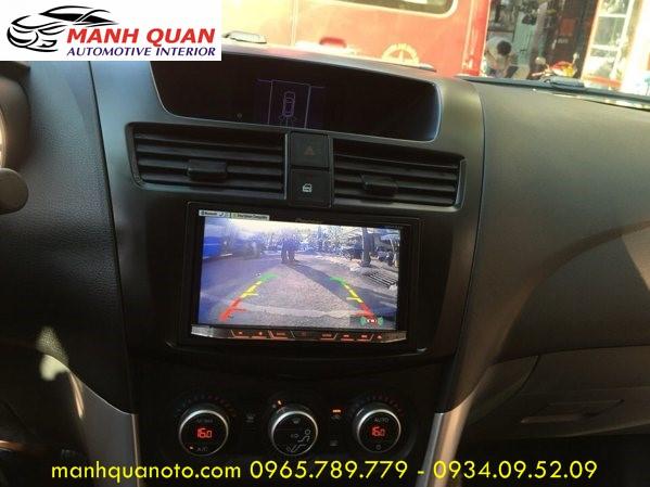 Màn Hình DVD Zin Theo Xe Mazda BT50 | DVD Pioneer 8850BT Cao Cấp