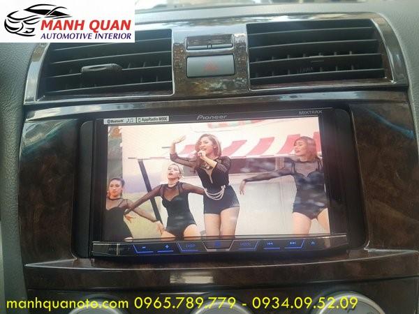 Màn Hình DVD Zin Theo Xe Toyota 86 | DVD Pioneer 8850BT Cao Cấp