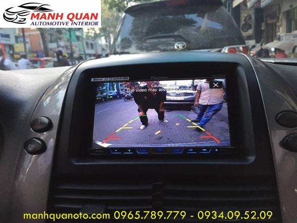 Màn Hình DVD Zin Theo Xe Toyota Fortuner | DVD Pioneer 8850BT Cao Cấp
