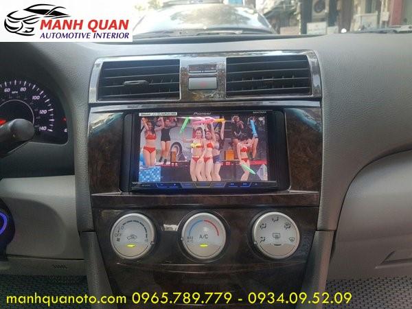 Màn Hình DVD Zin Theo Xe Toyota Highlander | DVD Pioneer 8850BT Cao Cấp