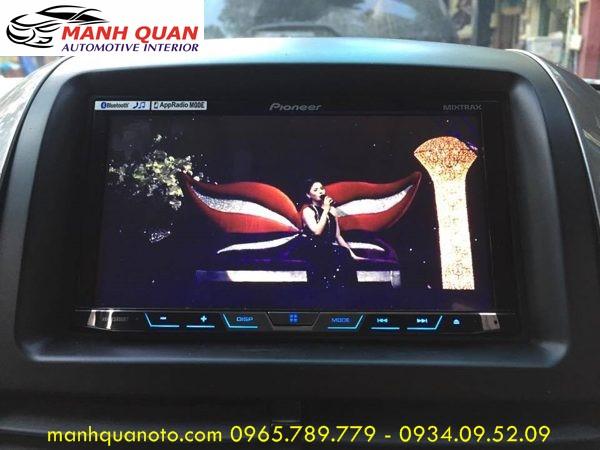 Màn Hình DVD Zin Theo Xe Toyota Hilux | DVD Pioneer 8850BT Cao Cấp