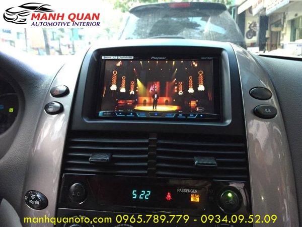 Màn Hình DVD Zin Theo Xe Toyota Sienna | DVD Pioneer 8850BT Cao Cấp