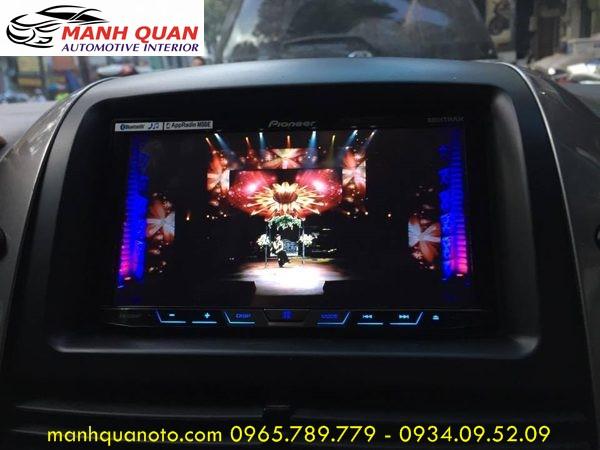 Màn Hình DVD Zin Theo Xe Toyota Vios | DVD Pioneer 8850BT Cao Cấp