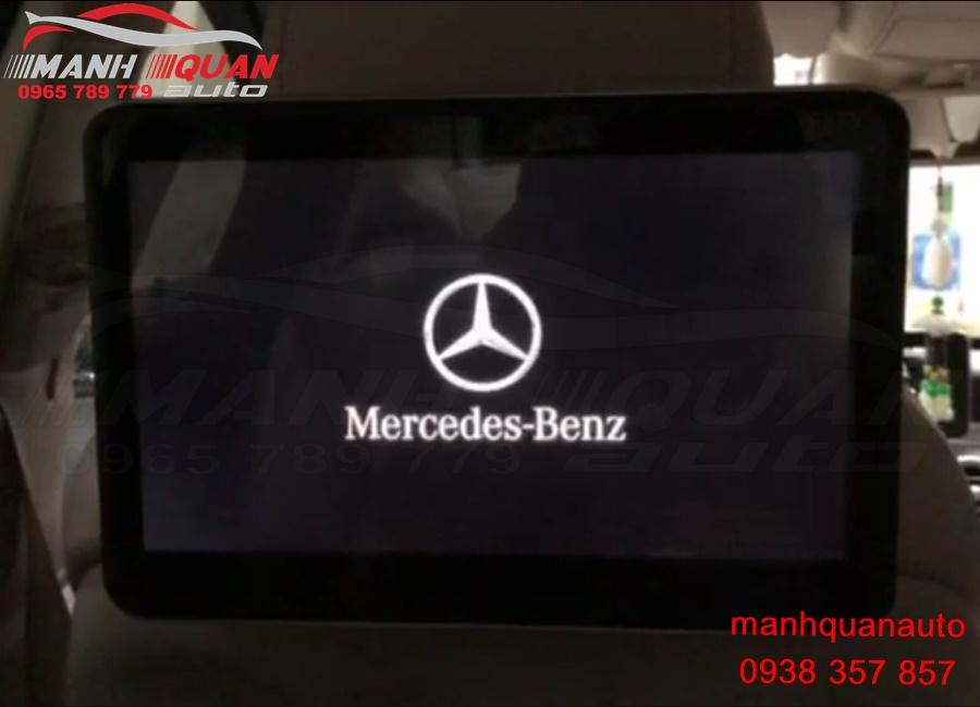 Màn Hình Gối Đầu Android Cao Cấp Zin Cho Xe Mercedes