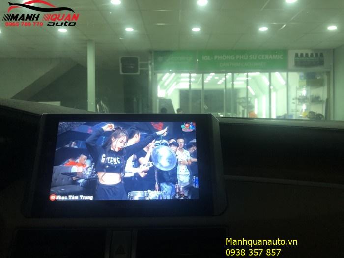 Mitsubishi Xpander - DVD Android Zestech Cao Cấp   Mạnh Quân
