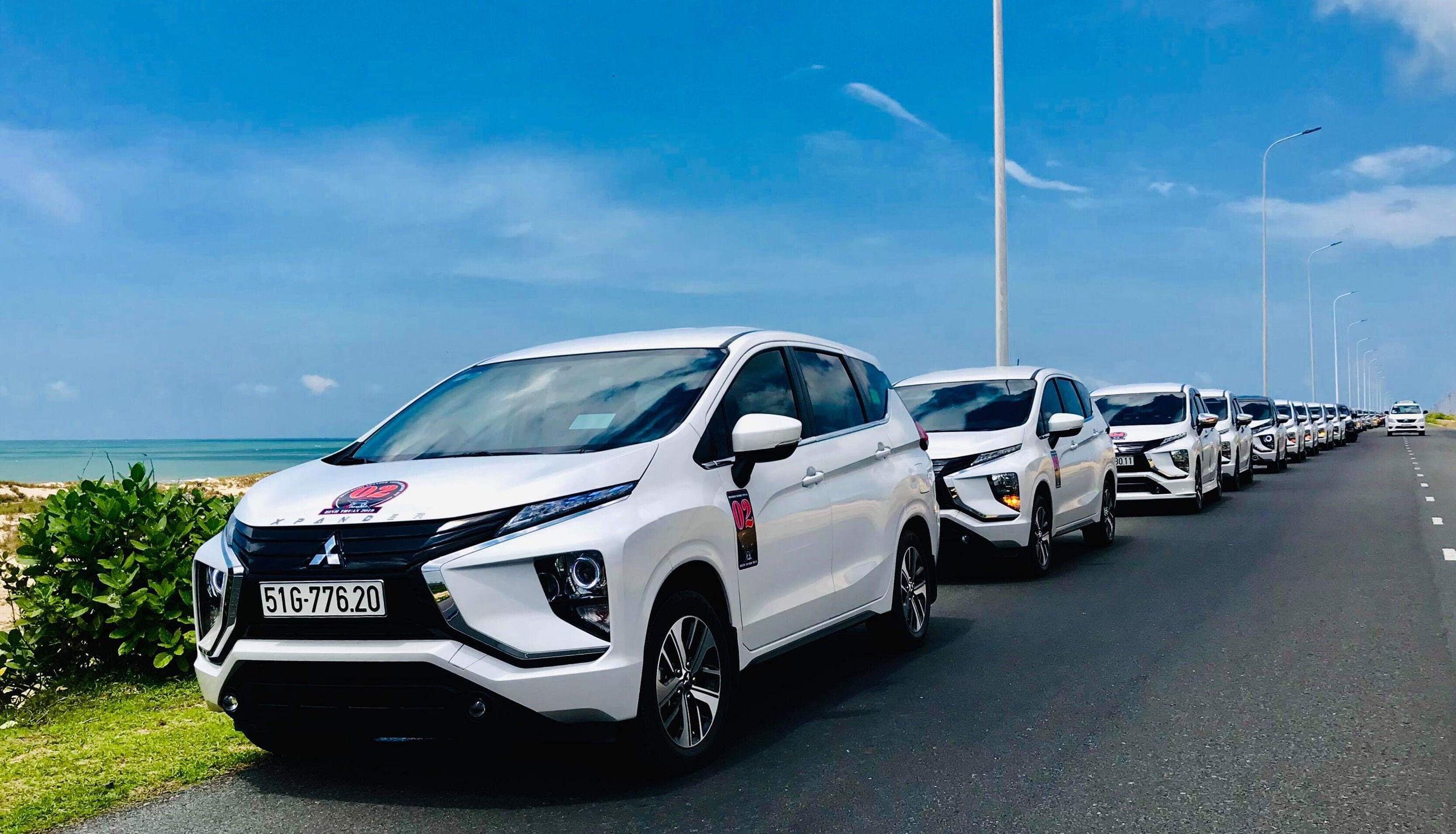 Offline Hội Mitsubishi Xpander Việt Nam Tại Phan Thiết 2019- Biển Hè Hội Tụ