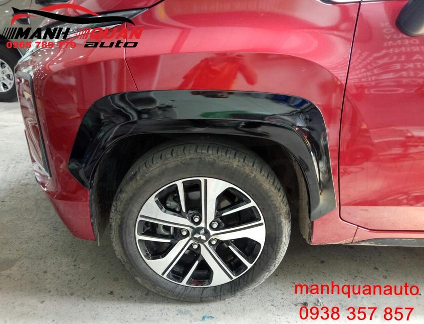 Ốp Cua Lốp- Độ Viền Cua Cho Mitsubishi Xpander Made In Thailand