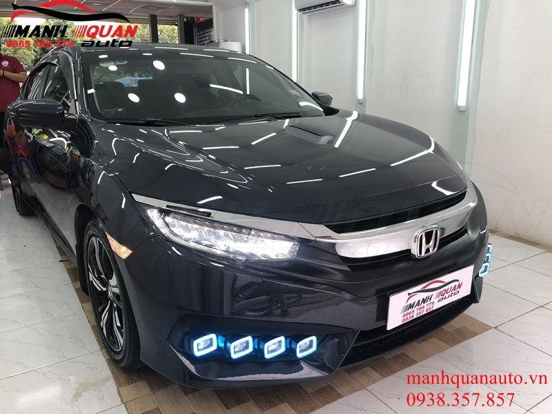 Phủ Ceramic Cho Honda Civic - Bảo Vệ Vẻ Đẹp Của Xe Thời Gian