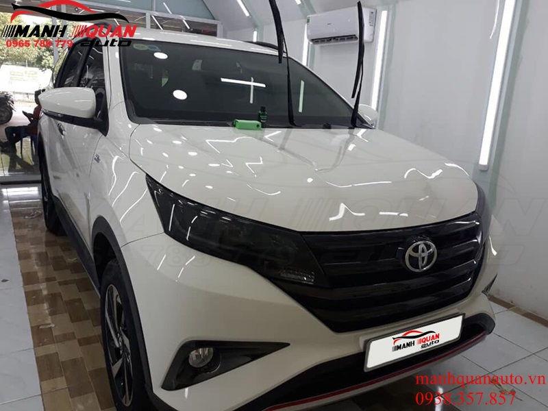 Phủ Ceramic Cho Toyota Rush - Phục Hồi Sơn Xe Như Mới