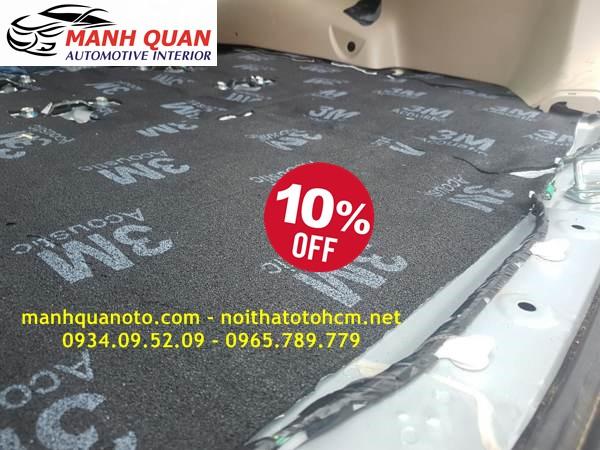 Phương Pháp Cách Âm Chống Ồn Xe Hyundai i10 Hiệu Quả | 0965789779