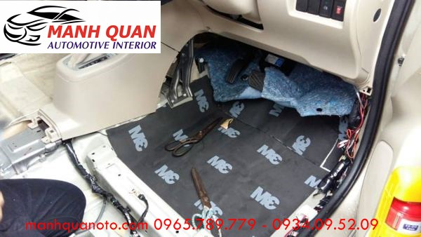 Phương Pháp Cách Âm Chống Ồn Xe Hyundai Sonata Hiệu Quả | 0934095209