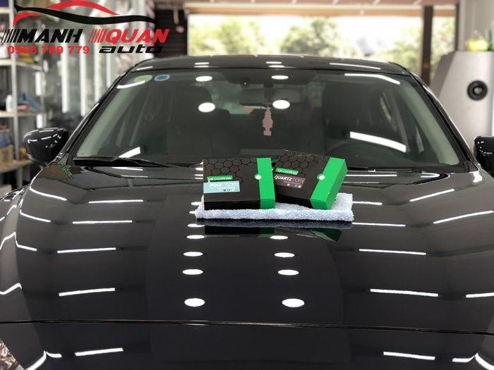 Sơn Phủ Ceramic Cho Mazda 3 - Bảo Vệ Sơn Xe Toàn Diện