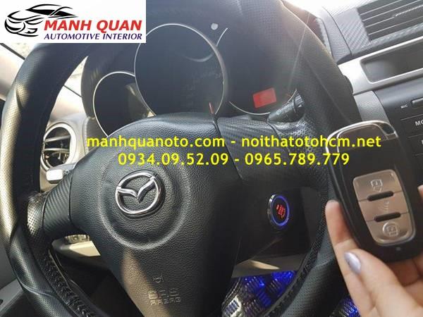 Start Stop SmartKey Cho Xe Mazda 6