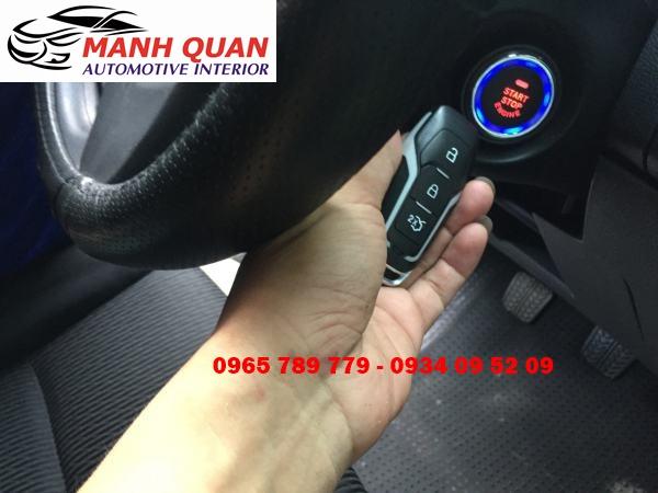 Start Stop SmartKey Cho Xe Mazda CX5