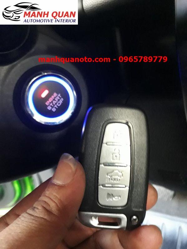 Start Stop SmartKey Cho Xe Mitsubishi Pajero Sport