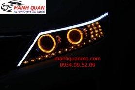 Thay Bóng Đèn Xenon, Đèn LED Cho Xe Kia Forte