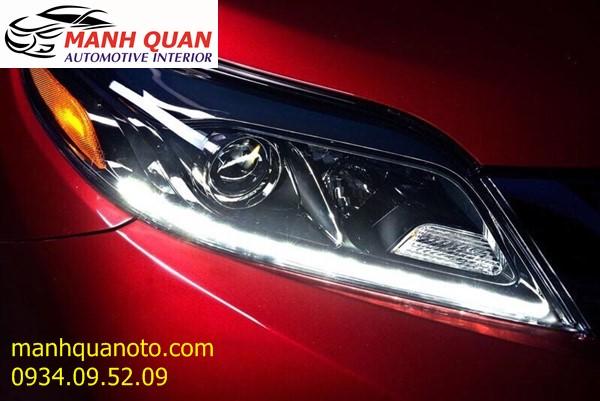 Thay Bóng Đèn LED Cho Xe Toyota Altis