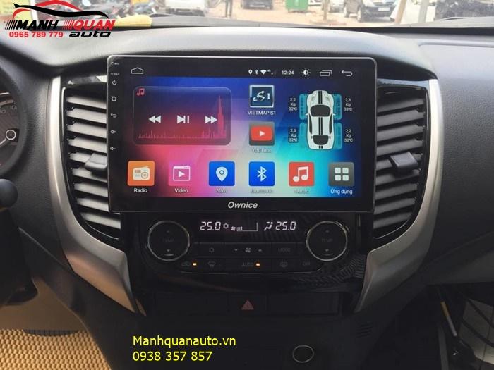 Tư Vấn Chọn Màn Hình Android Ownice C500+ Mitsubishi Triton