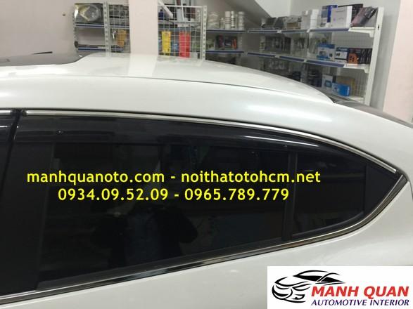 Vè Che Mưa Cho Xe Mazda 2